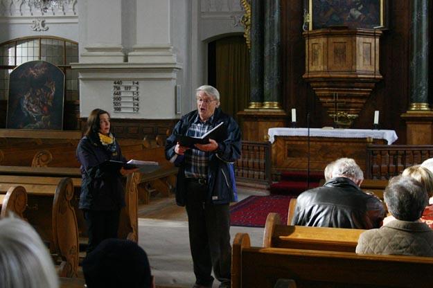Kirchheimbolanden, Lieder im Duett