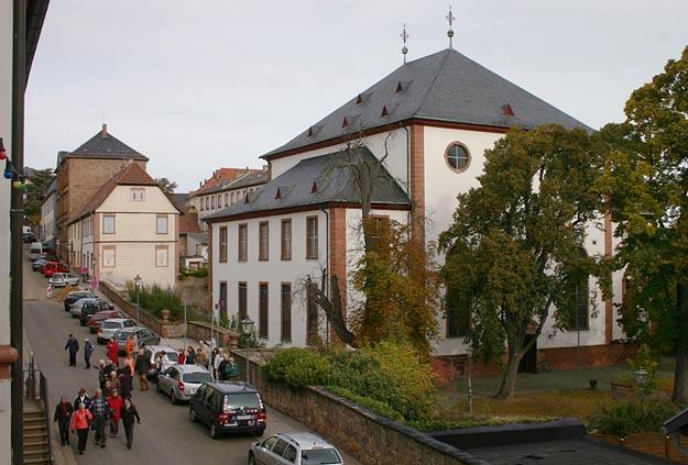 Kirchheimbolanden, ev.-luth. Paulskirche