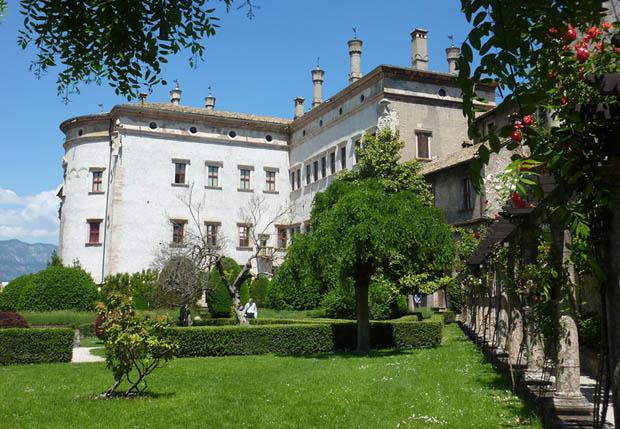 Trient, Castello del Buonconsiglio