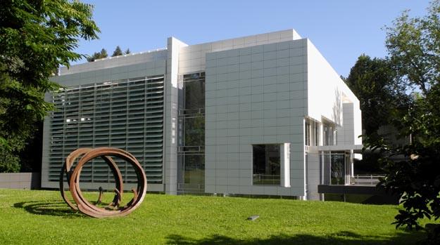 Baden-Baden: Frieder Burda Museum