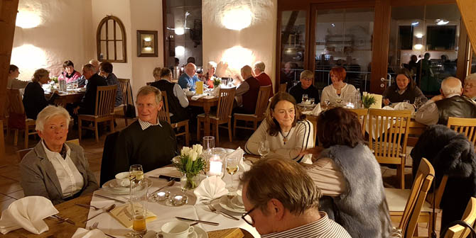 JHV 2019 in der Weinstube Lunnebach